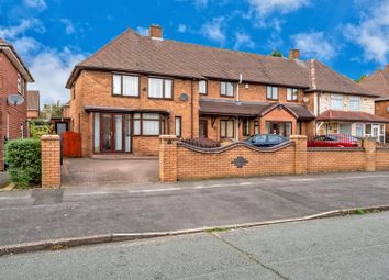 Thumbnail 4 bedroom end terrace house for sale in Archer Road, Bloxwich, Walsall