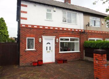 Thumbnail Semi-detached house for sale in Birley Street, Leigh, Lancashuire