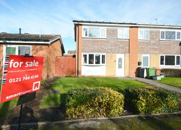 3 bed end terrace house for sale in Baxters Road, Shirley, Solihull B90