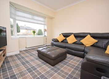 Thumbnail 2 bed semi-detached house for sale in Rockmount Avenue, Thornliebank, Glasgow