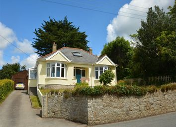 Thumbnail 3 bedroom detached bungalow for sale in Mylor Bridge, Falmouth, Cornwall