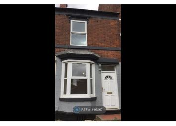 Thumbnail 2 bedroom terraced house to rent in Walsall, Walsall