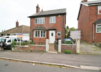 Thumbnail 3 bed detached house for sale in Summerfield Road, Chesterfield