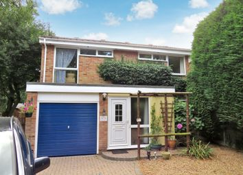 Thumbnail 4 bed detached house for sale in Meadow Close, Halstead