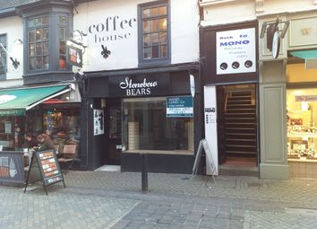 Thumbnail Retail premises to let in Guildhall Street, Lincoln
