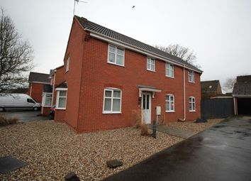 Thumbnail 4 bed detached house for sale in Columbine Way, Bedworth