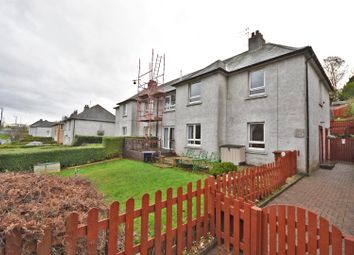 Thumbnail 3 bed property for sale in 252 Duntocher Road, Clydebank