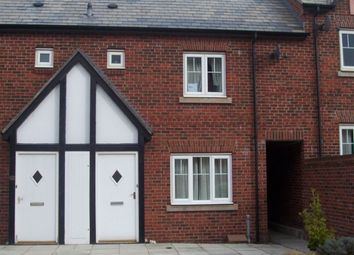 Thumbnail 2 bed terraced house to rent in Eastgate, Macclesfield