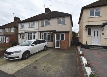 Thumbnail 3 bed semi-detached house for sale in Berry Avenue, North Watford