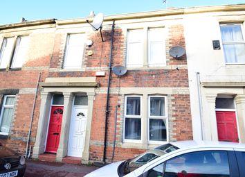 Thumbnail 2 bed flat for sale in Ripon Street, Bensham, Gateshead