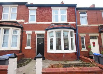 Thumbnail 3 bed terraced house for sale in Redcar Road, Blackpool
