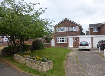 Thumbnail 3 bed detached house for sale in Hawk Close, Abbeydale, Gloucester