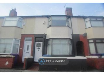 2 bed terraced house to rent in Empress Road, Liverpool L6
