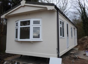 Thumbnail 1 bed mobile/park home for sale in Hatch Park, London Road, Old Basing, Basingstoke, Hampshire