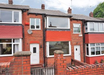 Thumbnail 3 bed terraced house for sale in Benson Gardens, Leeds