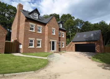 Thumbnail 5 bedroom detached house for sale in Keresforth Hill Road, Barnsley