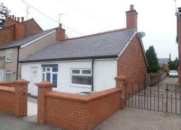 Thumbnail 1 bed bungalow to rent in Roberts Lane, Rhosllanerchrugog, Wrexham