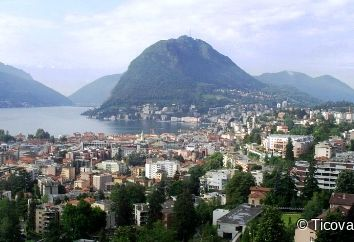 Thumbnail Apartment for sale in Carona, Lugano, Switzerland