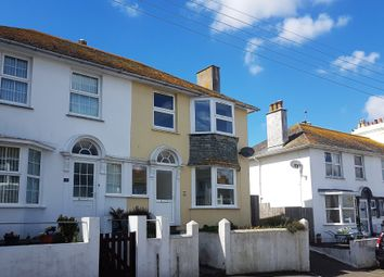 Thumbnail 3 bed semi-detached house to rent in Park Road, Newlyn, Penzance