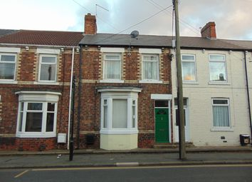 Thumbnail 3 bedroom terraced house for sale in North Road East, Wingate