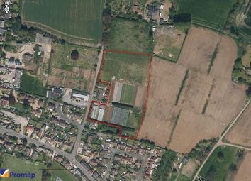 Thumbnail Land for sale in Chewells Lane, Haddenham, Ely