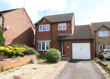 Thumbnail 3 bed detached house for sale in Webbs Wood, Peatmoor, Swindon