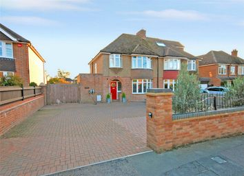 Thumbnail 3 bed semi-detached house for sale in Tring Road, Aylesbury, Buckinghamshire