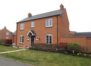 Thumbnail 4 bed detached house for sale in Poppy Road, Witham St. Hughs, Lincoln, Lincolnshire