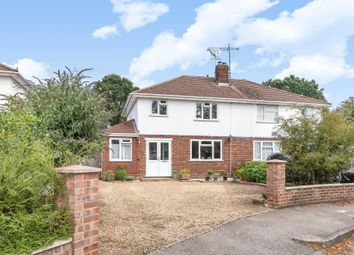 Thumbnail 3 bed semi-detached house for sale in Stanton Close, Earley, Reading