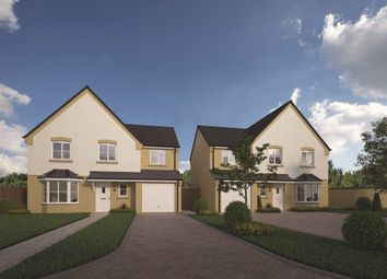 Thumbnail 5 bedroom detached house for sale in The Velvet At Weaver's Meadow, Great Cornard, Sudbury