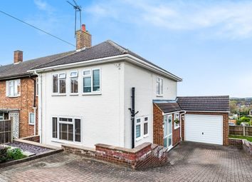 Thumbnail 3 bed end terrace house for sale in Wilshere Crescent, Hitchin
