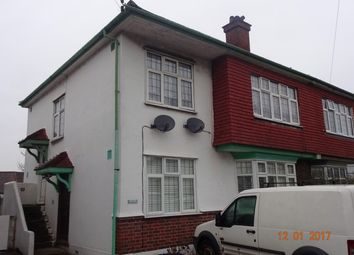 Thumbnail 3 bed flat to rent in Quadrant Road, Thornton Heath