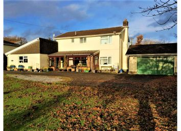Thumbnail 5 bed detached house for sale in Cwmifor, Llandeilo