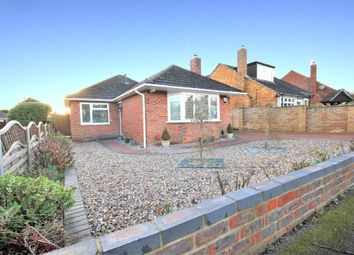 Thumbnail 3 bed detached bungalow for sale in Barnbrook Road, Sarisbury Green, Southampton