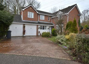 Thumbnail 4 bed detached house to rent in St Davids Close, Stevenage, Herts