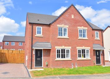 Thumbnail 3 bed semi-detached house to rent in Malham Drive, Harrogate