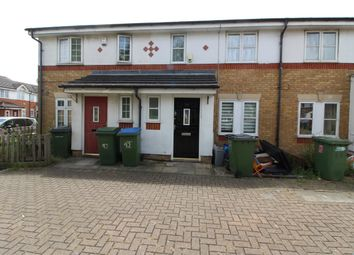 Thumbnail 3 bed terraced house to rent in Birchdene Dr, Central Thamesmead