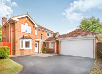 Thumbnail 4 bed detached house for sale in Thomas Avenue, Emersons Green, Bristol