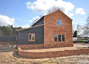 Thumbnail 2 bed detached house for sale in Cressingham Road, Ashill, Thetford