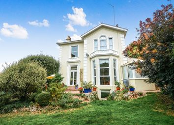Thumbnail 9 bed detached house for sale in Cleveland Road, Torquay