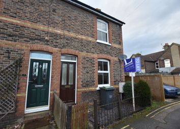 Thumbnail 2 bed end terrace house to rent in Commercial Road, Tonbridge