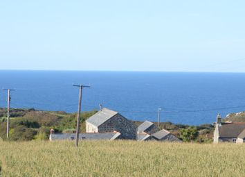 Thumbnail 2 bed semi-detached house for sale in Zennor, St. Ives, Cornwall