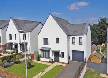 Thumbnail 4 bed detached house for sale in Brunel View, Exminster, Near Exeter