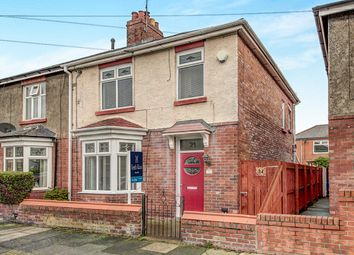 Thumbnail 3 bed terraced house for sale in Bohemia Terrace, Blyth