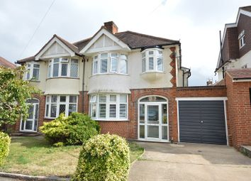 Thumbnail 3 bed semi-detached house for sale in Bolton Close, Chessington, Surrey