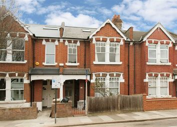 Thumbnail 3 bed flat to rent in Collingbourne Road, London