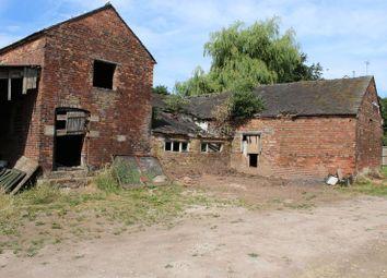 Thumbnail Commercial property for sale in Dilhorne Road, Dilhorne, Stoke-On-Trent