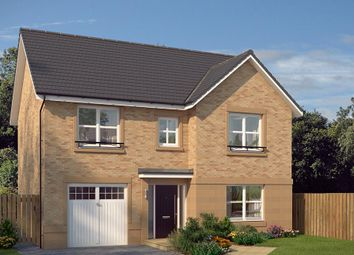 "Thumbnail 4 bed detached house for sale in ""The Norbury"" at Cochrina Place, Rosewell"