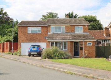 Thumbnail 5 bed detached house for sale in Pollards Close, Wilstead
