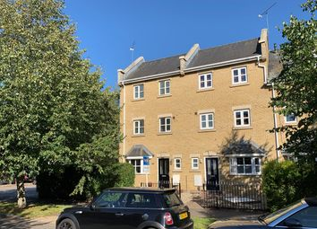 Thumbnail 3 bed town house for sale in The Meades, Chelmsford